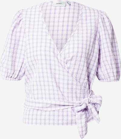Tricou 'Pattila' Moves pe mov lavandă / alb, Vizualizare produs