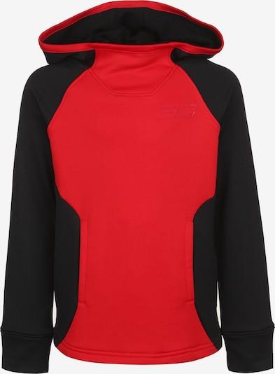 UNDER ARMOUR Sportsweatshirt 'SC30 Baseline' in rot / schwarz, Produktansicht