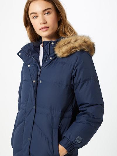 GAP Płaszcz zimowy w kolorze beżowy / granatowym, Podgląd produktu