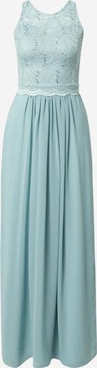 SWING Vestido de noche en azul cian, Vista del producto