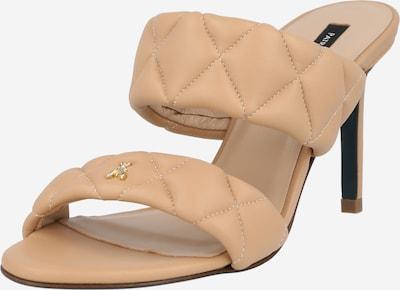 Sandale PATRIZIA PEPE pe bej deschis, Vizualizare produs