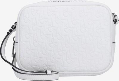 Calvin Klein Umhängetasche in schoko / weiß, Produktansicht