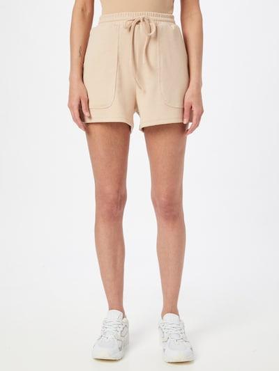 ABOUT YOU Kalhoty 'Jayla' - béžová, Model/ka