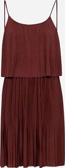 ABOUT YOU Kleid 'Miriam' in rostbraun, Produktansicht