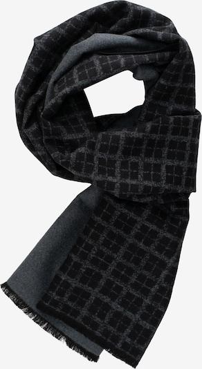 ETERNA Schal in grau / schwarz, Produktansicht