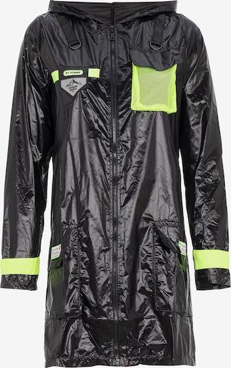 CIPO & BAXX Regenjacke in schwarz, Produktansicht