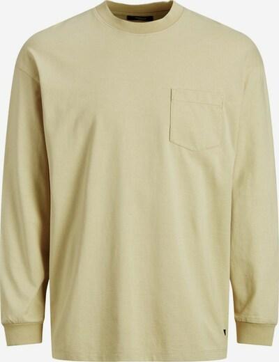 JACK & JONES Shirt in de kleur Donkergeel, Productweergave