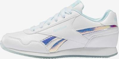 REEBOK Sneaker 'Royal Classic Jogger 3' in silber / weiß, Produktansicht