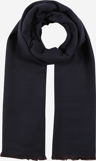 s.Oliver Scarf in Night blue / Dark red, Item view
