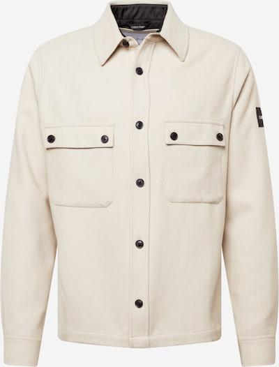 Calvin Klein Jacket in creme, Produktansicht