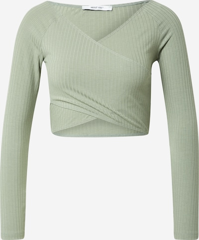 ABOUT YOU Shirt 'Nia' in Green, Item view