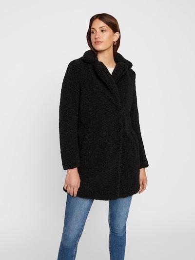 Noisy may Between-Seasons Coat 'Gabi' in Black, View model