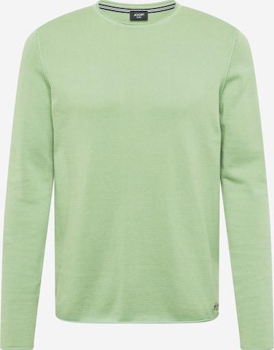 JOOP! Jeans Pull-over 'Holden' en vert clair, Vue avec produit