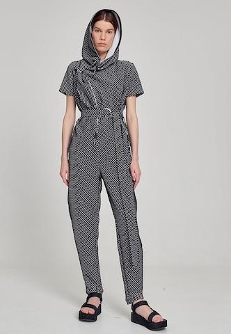 MONOSUIT Jumpsuit 'Gaga' in Zwart