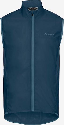 VAUDE Sports Vest 'Air  III' in marine blue, Item view