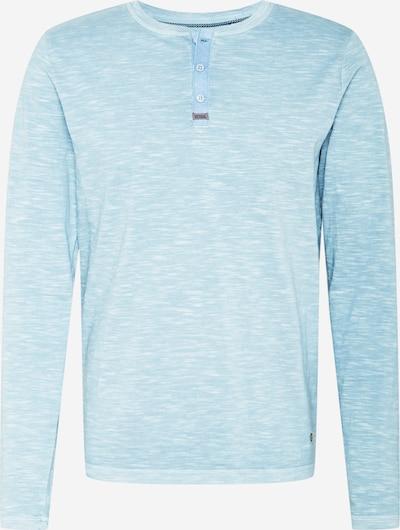 Petrol Industries T-Shirt en bleu, Vue avec produit