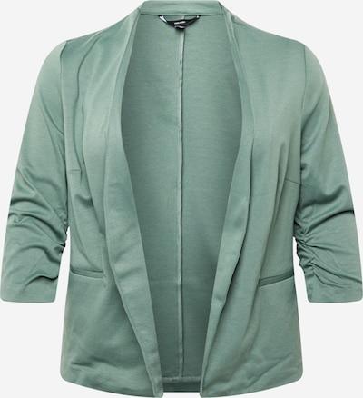 Vero Moda Curve Blazer 'MASHA' en vert, Vue avec produit