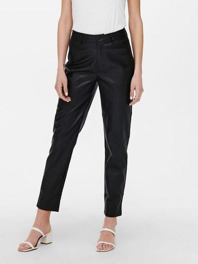 Pantaloni 'ONLNINNA' ONLY pe negru, Vizualizare model
