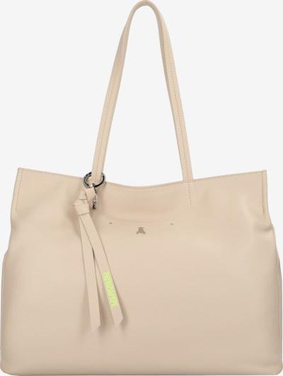 PATRIZIA PEPE Borsa Shopper Tasche Leder 41 cm in beige, Produktansicht