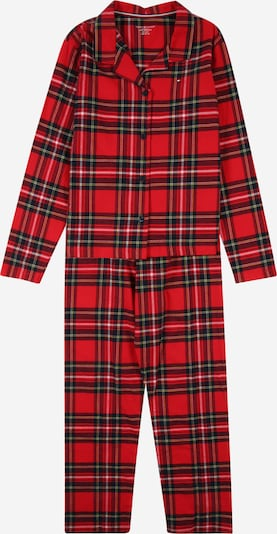 Tommy Hilfiger Underwear Pajamas in Light red / Black / White, Item view