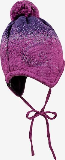 MAXIMO Bommelmütze in lila, Produktansicht