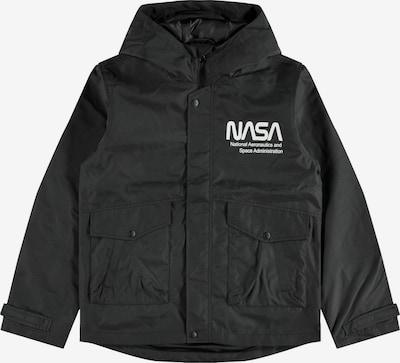 LMTD Jacke in schwarz / weiß, Produktansicht
