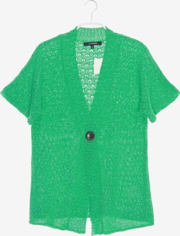 Clarina Sweater & Cardigan in M in Green