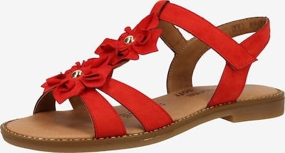 REMONTE Sandale in rot, Produktansicht