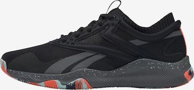 REEBOK Sportschoen 'HIIT' in de kleur Grijs / Zwart, Productweergave