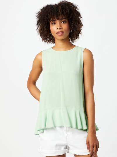 VERO MODA Blouse 'NORAESTHER' in Mint, View model