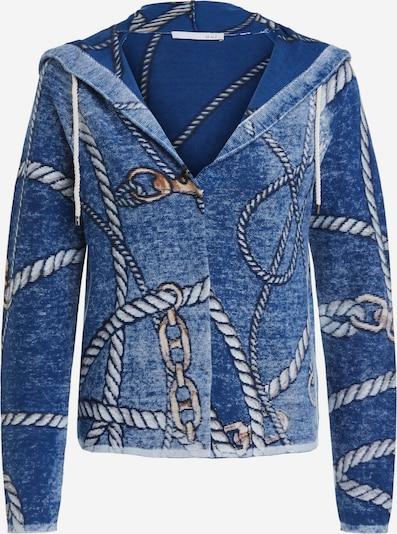 OUI Strickjacke in blau, Produktansicht