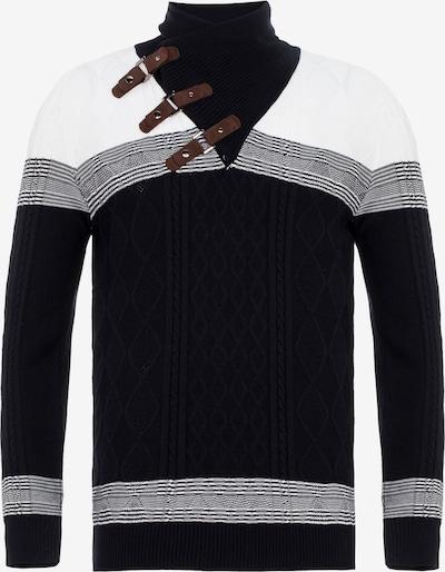 CIPO & BAXX Pullover in indigo, Produktansicht
