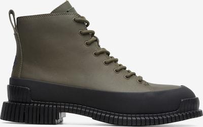 CAMPER Schnürstiefelette in khaki, Produktansicht