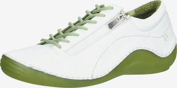 COSMOS COMFORT Sportlicher Schnürschuh in Weiß