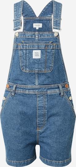 Marc O'Polo DENIM Salopette en jean en bleu denim, Vue avec produit