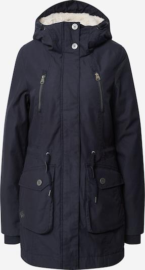 Ragwear Manteau d'hiver 'Elsa' en bleu marine, Vue avec produit