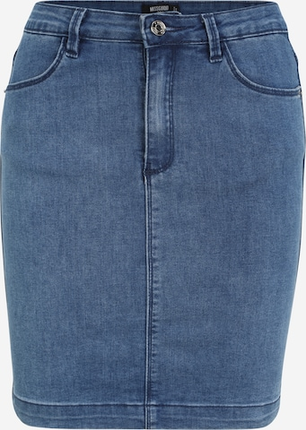 Missguided Tall Skirt in Blue