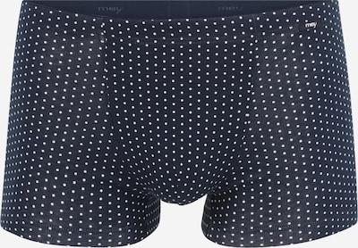 Boxer Mey di colore navy / bianco, Visualizzazione prodotti