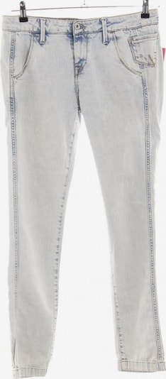 Fornarina Jeans in 29 in Blue / White, Item view
