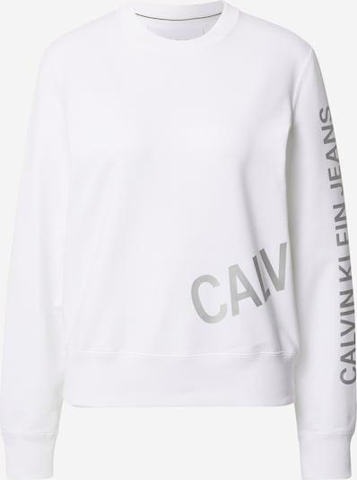 Calvin Klein Jeans Mikina 'INNOVATION' - antracitová / bílá, Produkt
