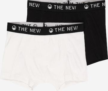 Sous-vêtements The New en blanc