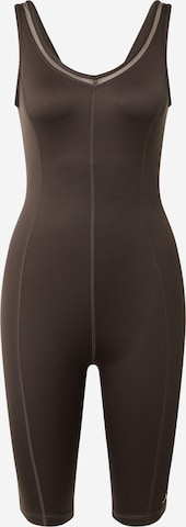 PUMA Sports Suit in Brown