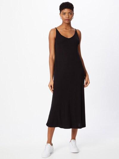 JAN 'N JUNE Kleid in schwarz, Modelansicht