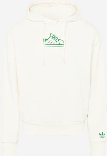 ADIDAS ORIGINALS Sweatshirt 'STAN SMITH' in de kleur Groen / Wit, Productweergave