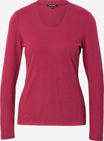 MORE & MORE Shirt in Lila