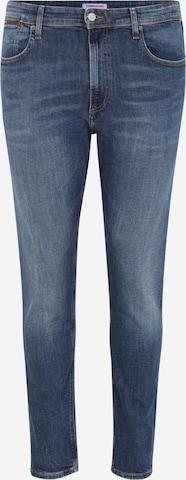 Tommy Jeans Plus Teksapüksid, värv sinine