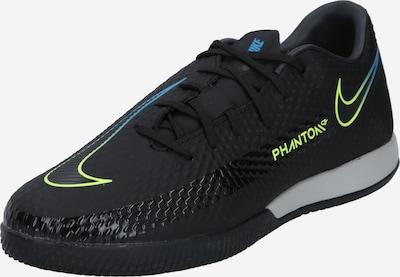 NIKE Fußballschuh 'Phantom GT Academy' in blau / gelb / schwarz, Produktansicht