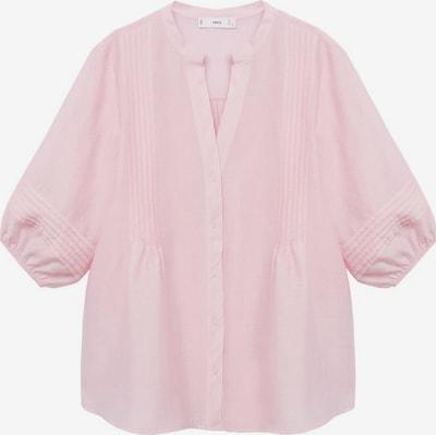 MANGO Блуза 'Stephy' в светлорозово, Преглед на продукта