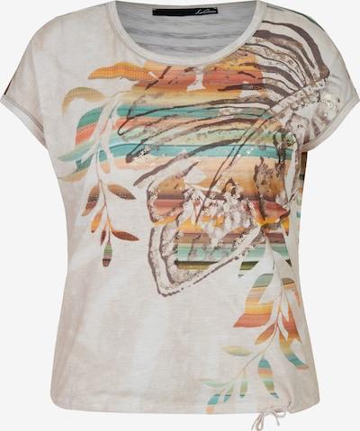 Lecomte Shirt in Beige / Blue / Brown / Light brown / Green, Item view