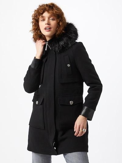 Pimkie Mantel 'DOLLY' in schwarz, Modelansicht
